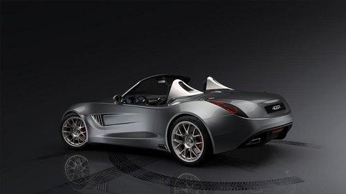 意大利新超跑发布 搭载V8引擎/明年上市