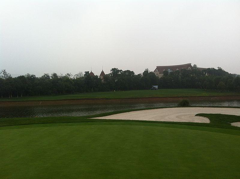 南京中捷钟山国际高尔夫活动圆满结束