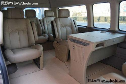 进口丰田海狮13座  天津现车仅售40.5万 -8