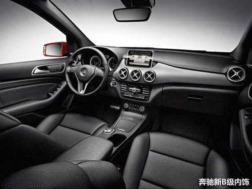 奔驰将开发前驱跨界车 新命名/后年发布