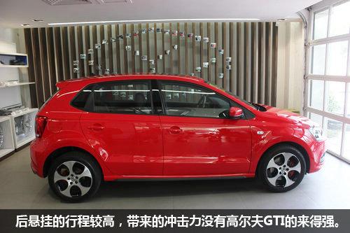 迷你钢炮 全新国产POLO GTI广州实拍