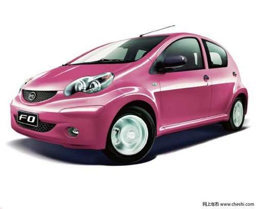 """比亚迪 f0/短短一年内,比亚迪汽车的产品线由原来单一的""""福莱尔""""微型..."""