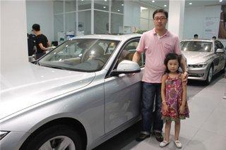 宁波宝恒新BMW3系车主专访