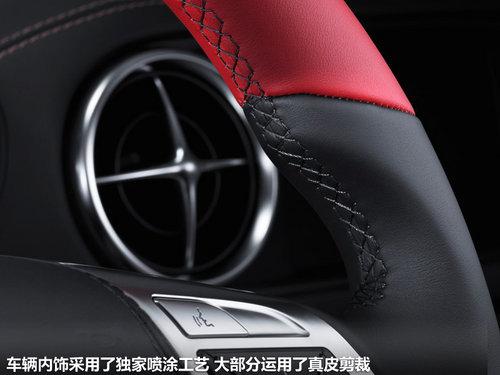 奔驰全新SL跑车10月底上市 定金10万元