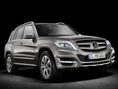 奔驰新GLK10月12上市 接受预定-订金4万