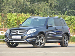 不可小觑的SUV悍将 试驾奔驰新款GLK300