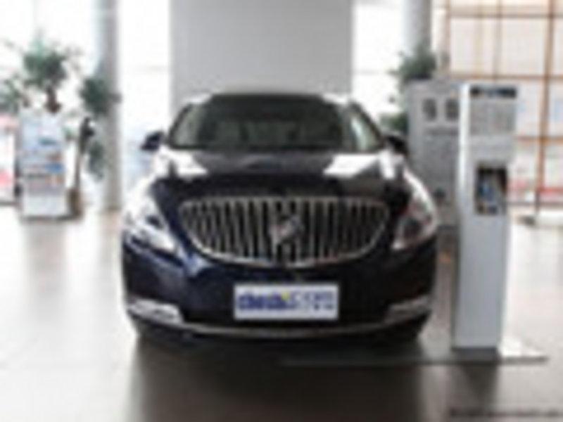 郑州别克GL8综合优惠1.5万元 现车供应高清图片