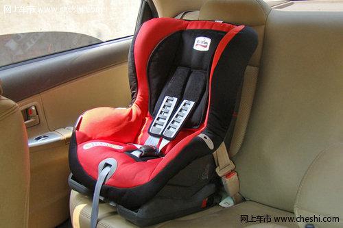 没有儿童座椅接口的车+没有儿童座椅乘坐