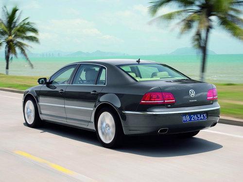大众推新辉腾高端车 安全升级/售65万元