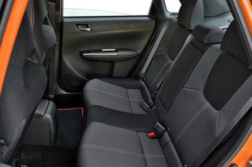 斯巴鲁发布翼豹WRX两款车型 均为限量版