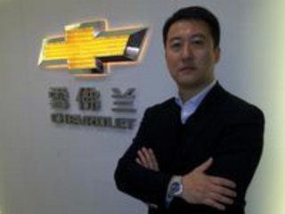 专访雪佛兰区域总经理郭峰