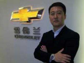 专访雪佛兰三区总经理郭峰