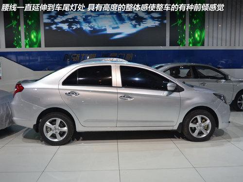 2012广州国际车展 重庆力帆530实拍解析