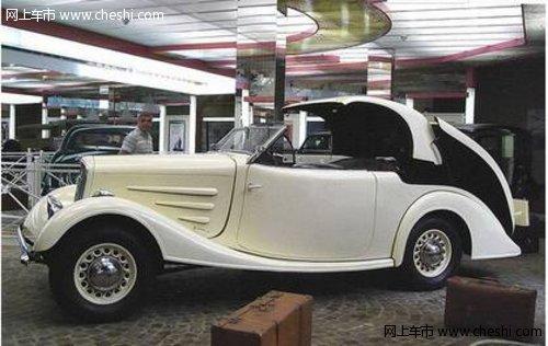 法国标致401 翻开标致汽车设计的新时代