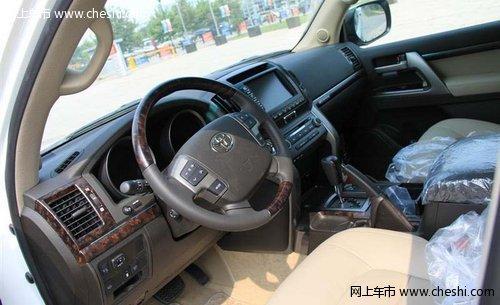 丰田酷路泽5700  天津现车让利价至冰点