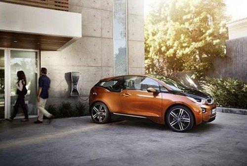 BMWi3电动概念车:赋予未来更卓越灵活性