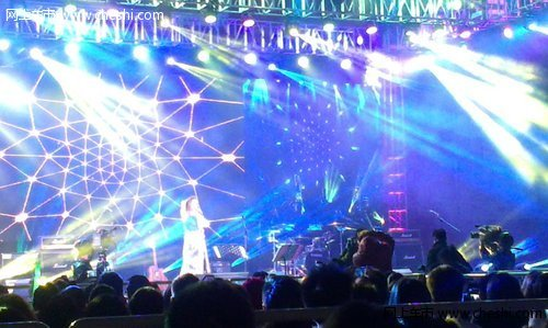 x-mr the show演唱会完美谢幕图片