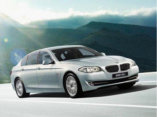 BMW5系创新世界史  无可匹敌的研发创意