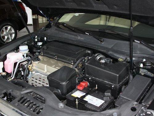 2013款帝豪EC8最高降1万3 仅有少量现车