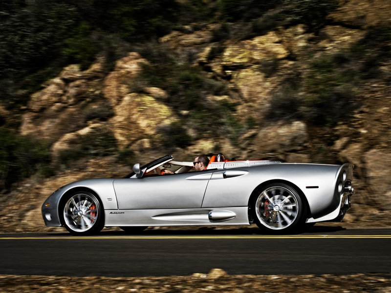 世爵全新B6概念车效果图 对抗保时捷911 图片浏览高清图片