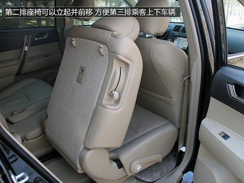 主要为家庭服务 试驾-广汽丰田新汉兰达