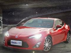 丰田86曝售价26.9万起 3月12日正式上市