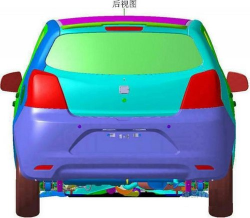 预售2.38万元起 众泰Z100上海车展上市