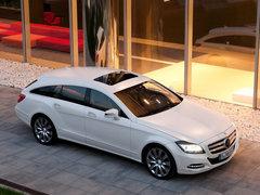 配3.5L V6 奔驰CLS级猎装车24日国内首发