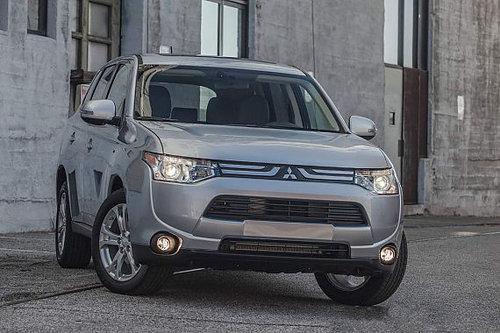 包头康达进口三菱 多款SUV车型推荐高清图片