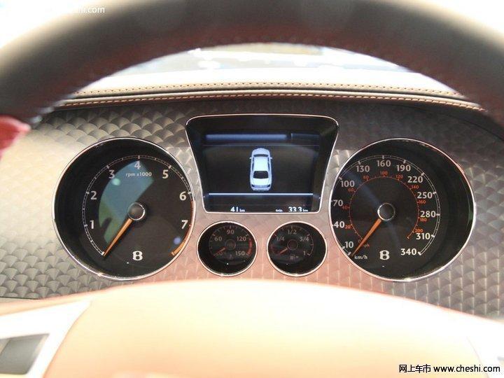 2013款宾利欧陆飞驰 接受预定名额有限 图片浏览高清图片