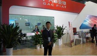 宁波菲亚特销售部樊涛专访