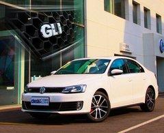 GTI兄弟 实拍大众速腾GLI/2.0T-6速DSG