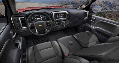 2014雪佛兰Silverado 5.3升引擎/售15万