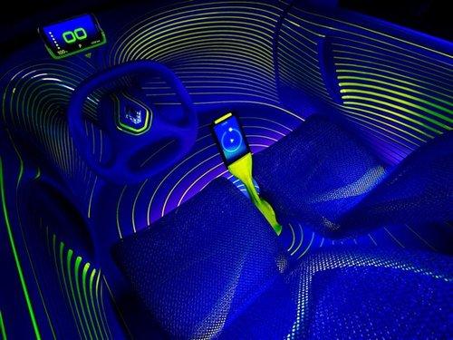 雷诺发布TwinZ电动概念车预计明年量产