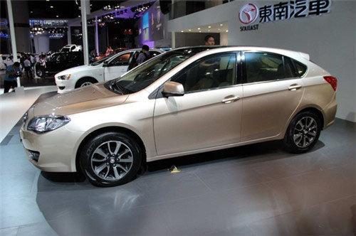 东南V6菱仕正式上市 售价7.48-9.58万元