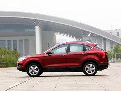 首推七款车型 奔腾首款SUV X80配置曝光