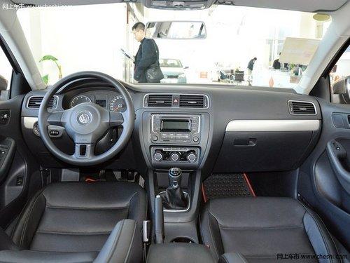 一汽大众新速腾肇庆优惠1.5万 高品质紧凑家轿