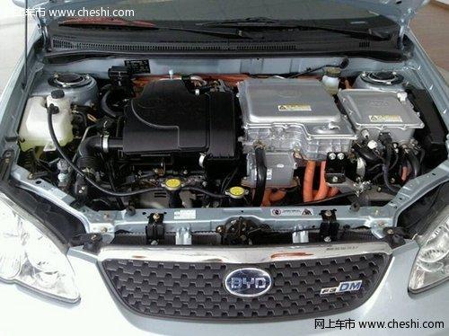 一箱油跑1800公里 比亚迪F3DM仅售8.98万高清图片