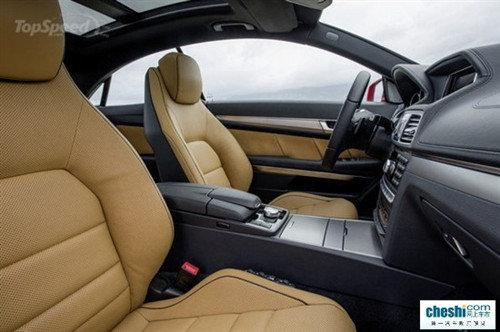 奔驰E Coupe AMG升级发布 1500美元起售