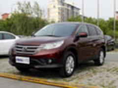 SUV再添实惠选项 实拍本田CR-V新两驱版
