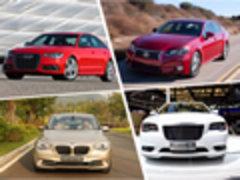 要商务更要运动 四款中大型运动轿车推荐