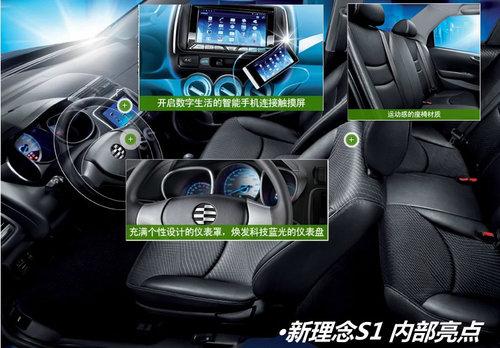 新增智能屏互联系统 新理念S1新车学堂