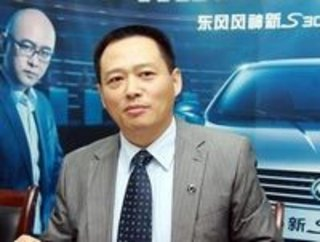 访东风乘用车公司党委书记