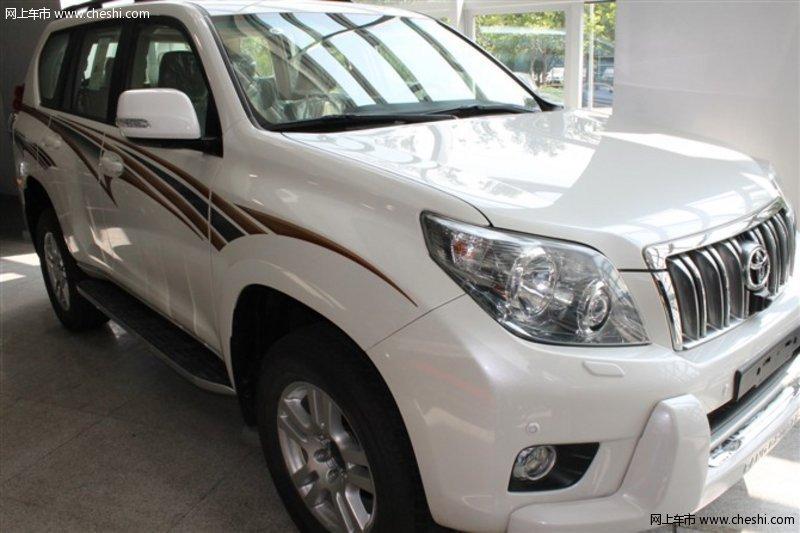 原装丰田霸道4000 全国最低价限时抢购