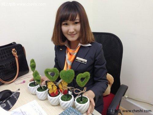 专访咸宁雪佛兰4S店市场部经理