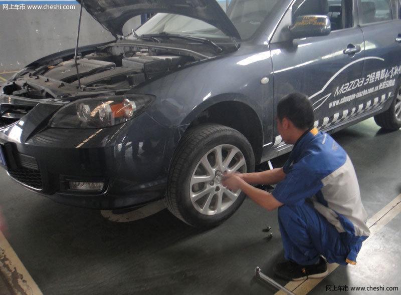 更换轮胎的注意事项及步骤
