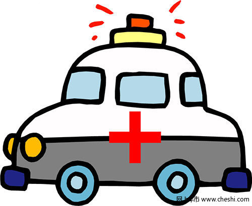 山寨救护车成送命车 医院副院长笑答缺管理