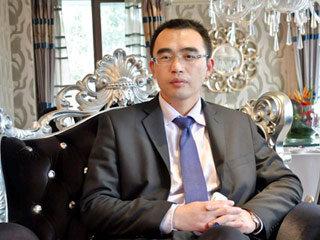 BMW之悦访徐州宝景总经理