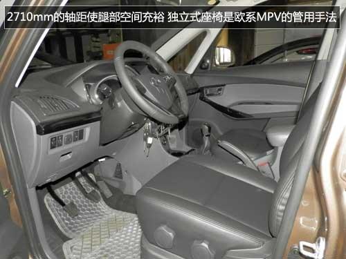 2013款江淮和悦RS家用又商务 吉林实拍高清图片