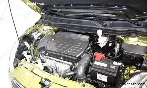 绍兴汽车网 SX4-Cross发动机